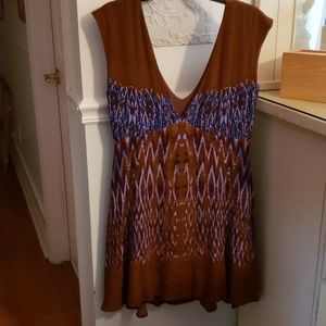 Free People High Low Dress/Tunic EEUC